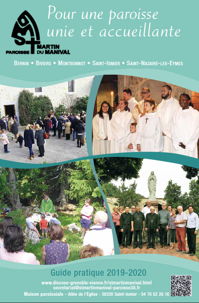 Guide paroissial 2019-2020