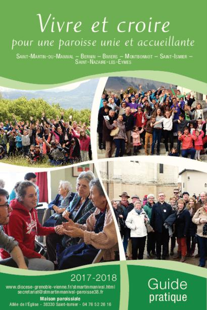 Guide paroissial 2017-2018 (N°55)