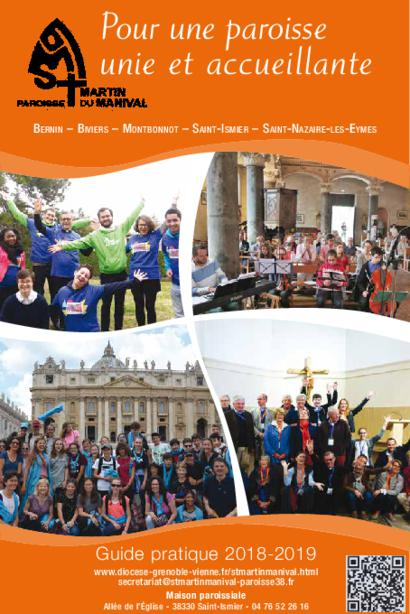 Guide paroissial 2018-2019 (N°59)