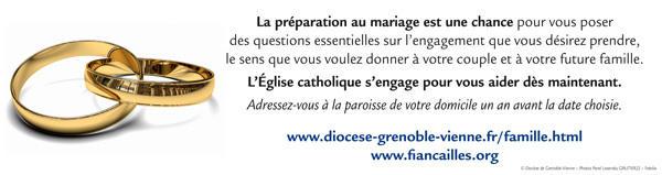 la prparation au mariage est un moment favorable pour faire le point sur sa vie religieuse et approfondir ou redcouvrir la foi catholique - Preparation Au Mariage Eglise